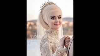 33 Best Hijab Wedding Dress Of 2020