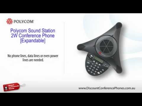 Polycom Sound Station Expandable