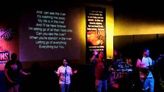The River - Chris Tomlin cover 7-22-11