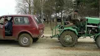 niva 1,6 vs traktor 1,6d