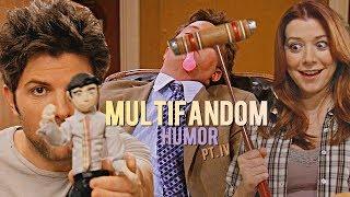 MULTIFANDOM HUMOR Pt. IV
