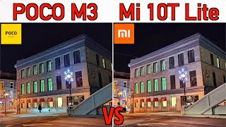 Xiaomi Poco M3 VS Xiaomi Mi 10T Lite 5G - Camera Comparison!