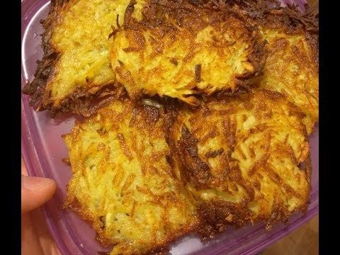 4 простых блюда из картофеля
