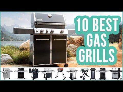 Best Gas Grills 2016?  TOP 10 Gas Grills To Buy | TOPLIST+