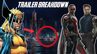 The Falcon and the Winter Soldier Trailer: Avengers, X-Men Easter Eggs Explained by Comicbook.com