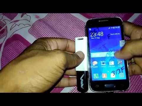 SAMSUNG GALAXY SM G313HU OTG TEST - Youtube Download