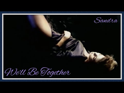 Sandra - We'll Be Together (Official Video 1989)