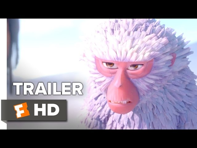 Kubo and the Two Strings Official Trailer 4 (2016) - Rooney Mara Movie