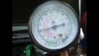 Video Máy lạnh Ôtô - Điều hòa Ôtô: Kiểm tra thiếu ga lạnh như thế nào?