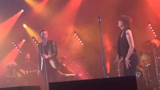 BRANDON FLOWERS & Chrissie Hynde Don t Get Me Wrong + Between Me And You - Brixton 22.05.2015