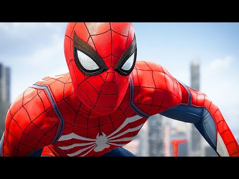 Marvel's Spider-Man PS4 - Behind the Scenes - PSX 2017