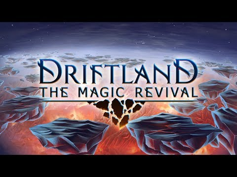DRIFTLAND: The Magic Revival - Early Access Release Trailer thumbnail