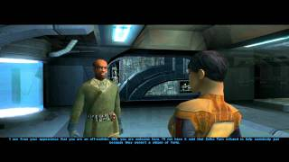 #3 Let's Play Star Wars: Knights of the Old Republic! Don't Worry, Zelka!