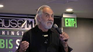 """Tommy Chong """"Medicine for the Brain"""""""
