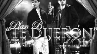 Plan B - Te Dijeron (La Formula) [Official Audio]