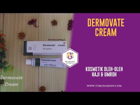 Video Dermovate Cream Oleh Oleh Haji