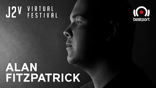 Alan Fitzpatrick - Live @ J2v Virtual Festival, The Console stage 2020