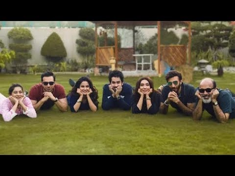 new live cheekh drama set shooting video,Aijaz aslam Sabah qamar and all actors live video cheekh
