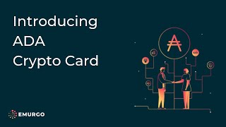 Introducing ADA Crypto Card - Seoul, South Korea | Emurgo