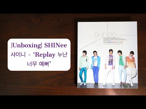Download Shinee Replay Boom Track Video 3GP Mp4 FLV HD Mp3 Download