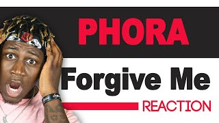 TM Reacts Phora   Forgive Me (2LM Reaction)