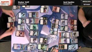 2015 Community Cup Battle for Zendikar Sealed Deck Build