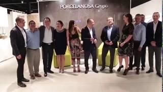 PORCELANOSA Grupo inaugura Nuevo showroom en Playa del Carmen, México