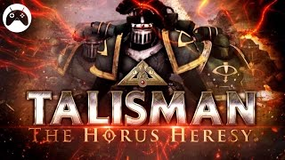 Talisman: The Horus Heresy - Android Gameplay HD