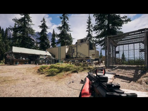 FAR CRY 5 CO-OP Livestream w/ Duklock #2