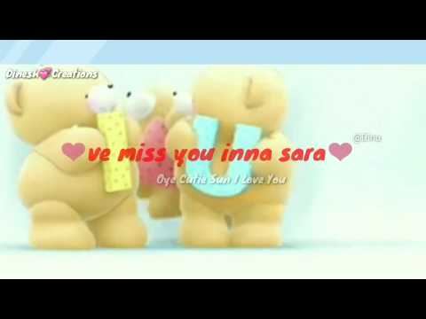 Best Miss You Inna Sara Song Video Download For Whatsapp