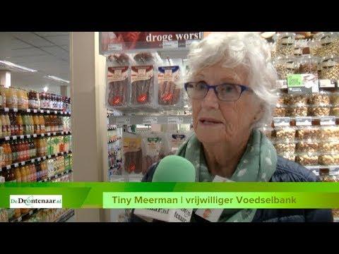 Klanten AH Swifterbant geven Voedselbank meer artikelen dan de vorige keer