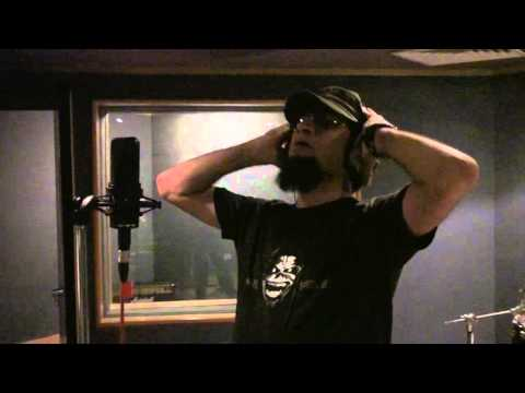 "Amin - Recording of ""The Dark Walkway"" Vocal"