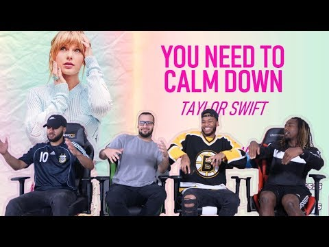 Taylor Swift - You Need To Calm Down REACTION/REVIEW