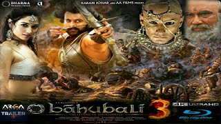 BAHUBALI 3 THE LEGEND OF MAHESHMATI TRAILER 4K F-MADE OFFICIAL