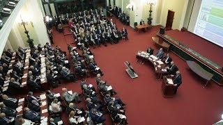 В ТПП РФ подвели итоги работы за год и обсудили задачи на перспективу