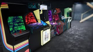 I Kidnapped an Entire Town with My Glitched Out Arcade - Internet Cafe Simulator