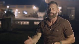 Max Martini   '13 Hours: The Secret Soldiers of Benghazi'   Interview