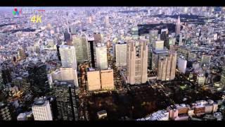 [4K絶景空撮]TokyoNightViewAerial東京夜景ヘリコプタークルージング