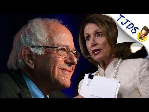 Bernie Schools Pelosi On How To Talk Healthcare