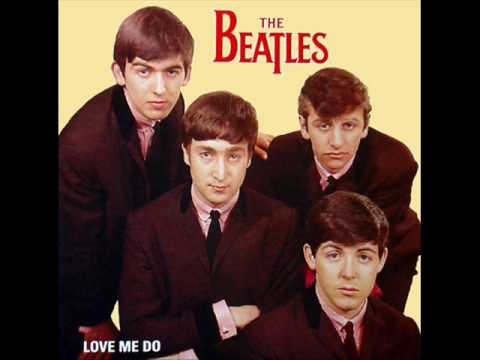 The Beatles Love Me Do