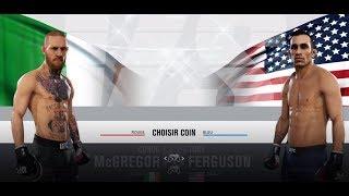 EA SPORTS UFC 3 BETA - Gameplay Xbox One X 4K