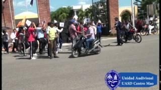"preview picture of video '""UASD-Mao Celebra Acto de Independencia Nacional"".'"
