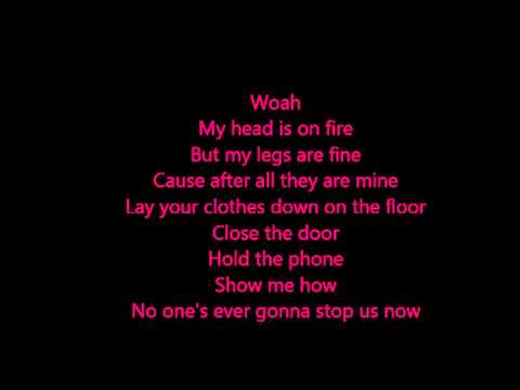 fun carry on lyrics