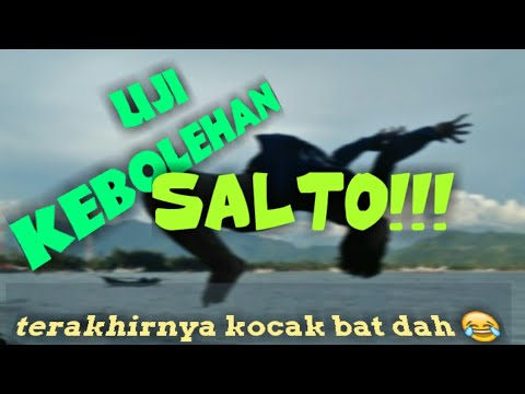 LATIHAN SALTO!! Mp3