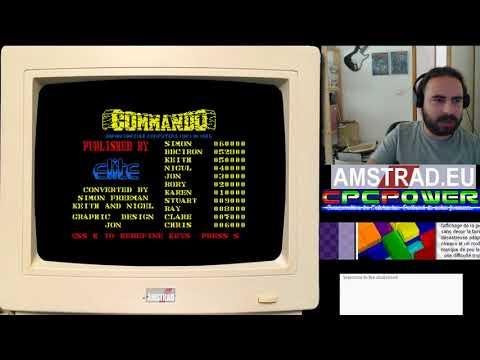 Commando / El Tresoro Perdido / Technocop / etc.