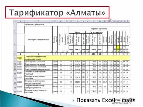 , title : 'Тарификатор и границы медицинских консультативно-диагностических (платных) услуг