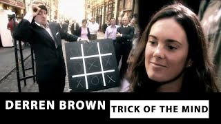 Naughts And Crosses Blindfolded 2/2 - Trick Of The Mind