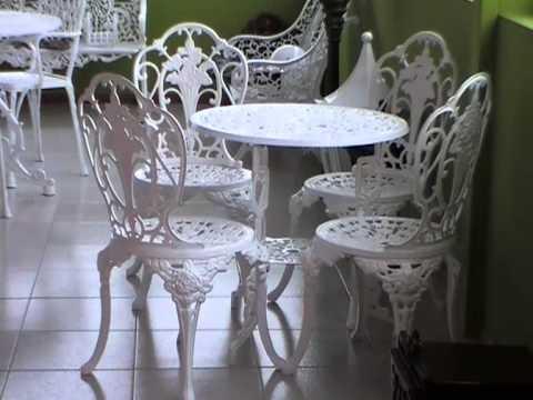 Vuelve lo clásico: muebles de jardín Fundiviana