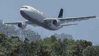 How a Lethal Turn Caused this Airbus A300 to Crash | Flying Blind | Garuda Indonesia Flight 152 | 4K