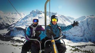GoPro: 4k Ski Edit (Austria Preview)